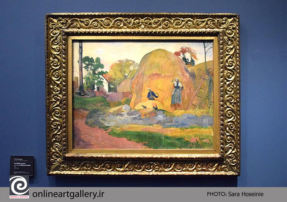 گزارش تصویری نقاشی های موزه d`Orsay پاریس (بخش هجدهم)