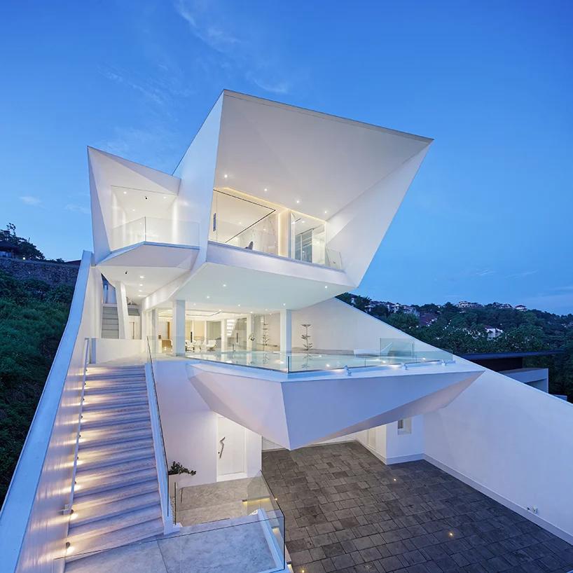 بیست طرح منتخب پروژه مسکونی در رقابت های A`design award and competition