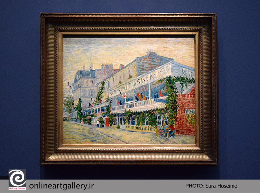 گزارش تصویری نقاشی های موزه d`Orsay پاریس (بخش بیستم)