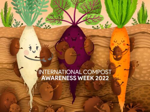 مسابقه طراحی پوستر هفته آگاهی از کمپوست