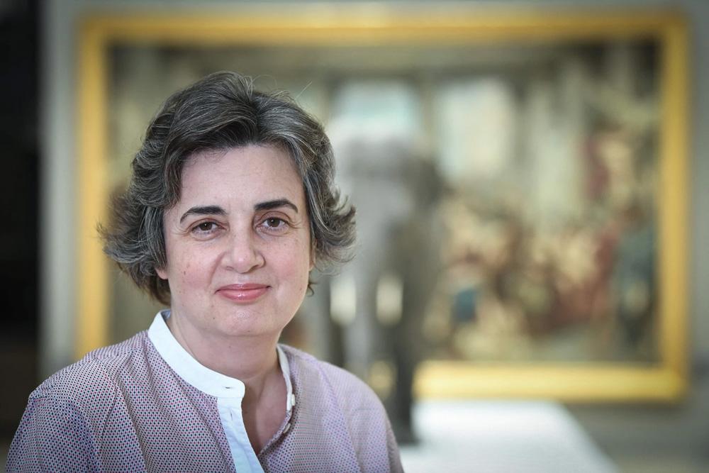 اولین مدیر خانم در موزه لوور منصوب شد