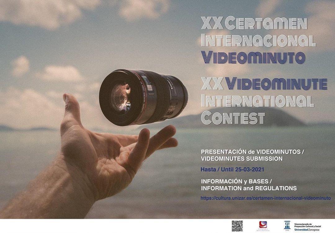 فراخوان رقابت بین المللی فیلم یک دقیقه ای 2021 XX Videominute