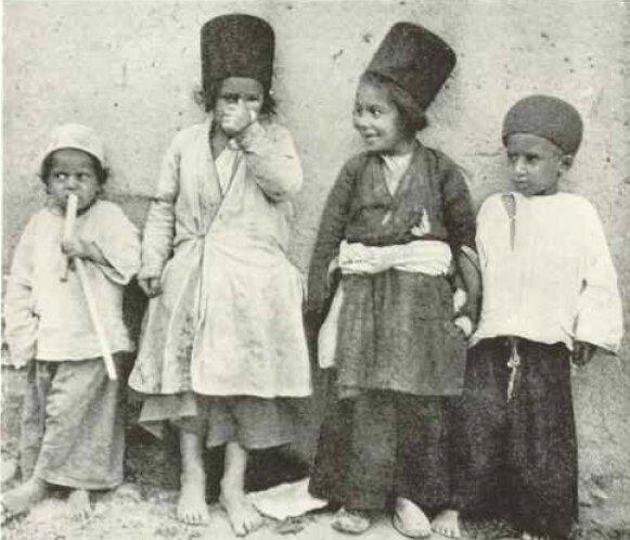 نگاهی به عکسهای صدساله نشنال جئوگرافیک از ایران