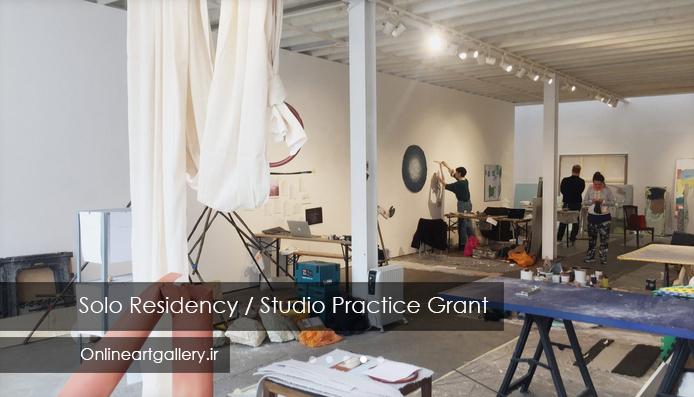 فراخوان رزیدنسی Unit 1 Gallery انگلستان
